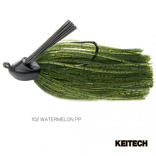 Keitech Tungsten Rubber Jig MODEL I