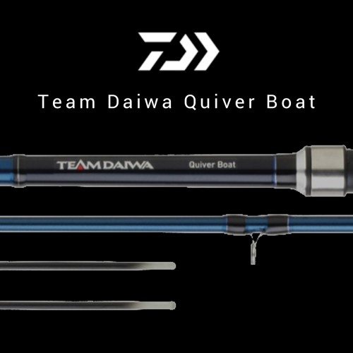 Cana Daiwa Team Daiwa Quiver Boat