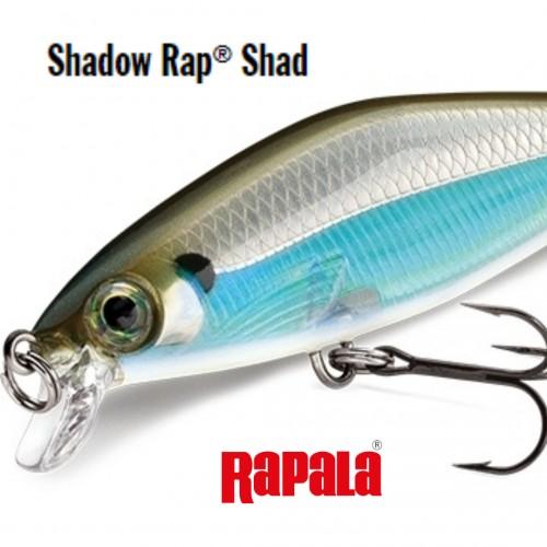 Amostra Rapala Shadow Rap Shad