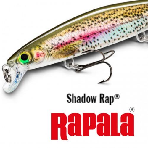 Amostra Rapala Shadow Rap