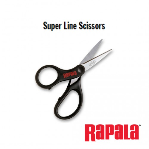 Tesoura Rapala Super Line Scissors