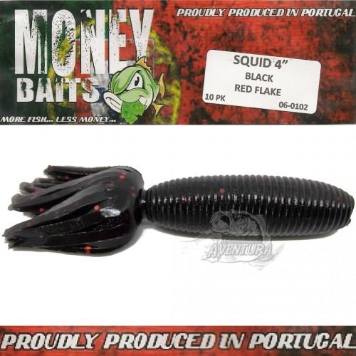 """Money Baits Squid 4"""""""