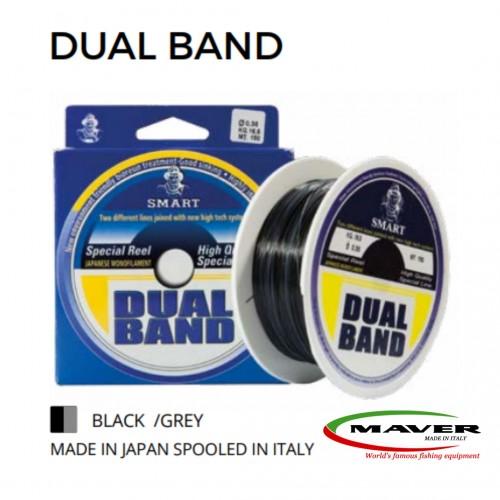 Linha Maver Smart Dual Band Braid 8x 135m