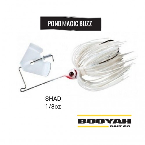 Amostra Booyah Pond Magic Buzz