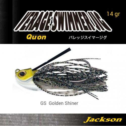 Quon Verage Swimmer Jig 14gr