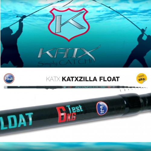 Katx Katzilla Float