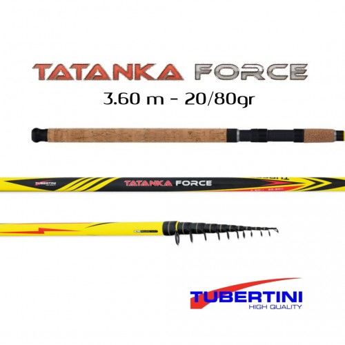 Cana Tubertini Tatanka Force