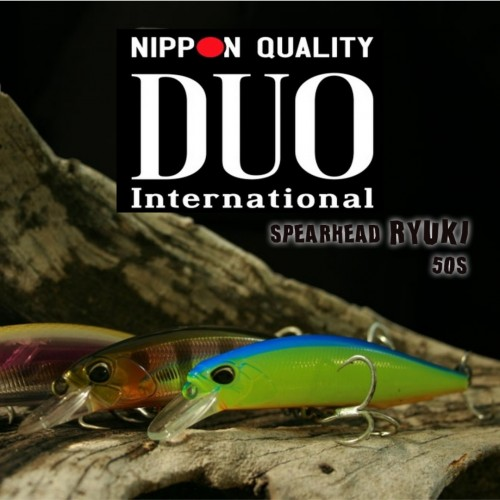 Duo Spearhed Ryuki
