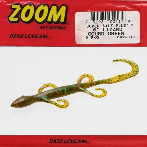 "Zoom 6"" Lizard"