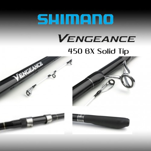 Cana Shimano Vengeance BX 450 Solid Tip