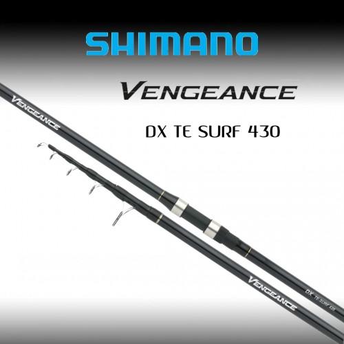 Cana Shimano Vengeance DX TE Surf 430