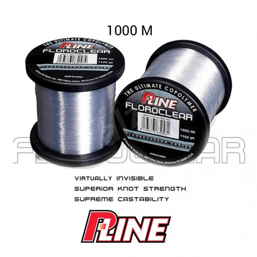 Linha P-Line Floroclear 1000M