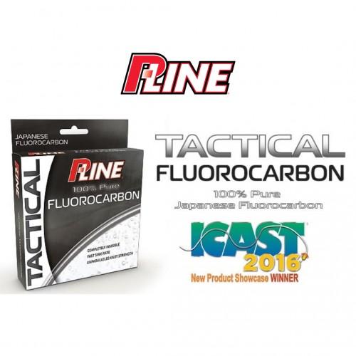 Linha P-Line Tactical 100% Pure Fluorocarbon
