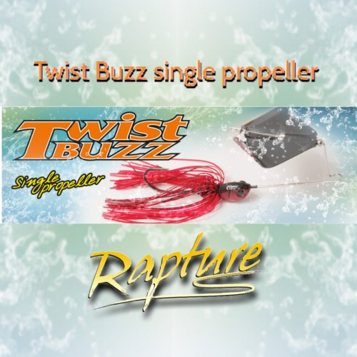 Amostra Rapture Twist Buzz Single Propeller