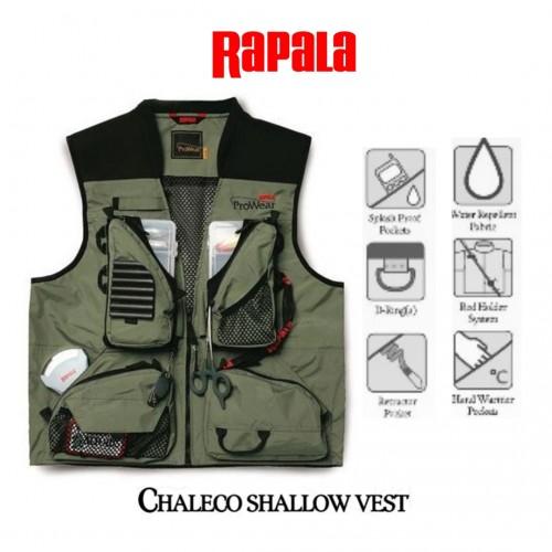 Rapala Chaleco Shallow Vest