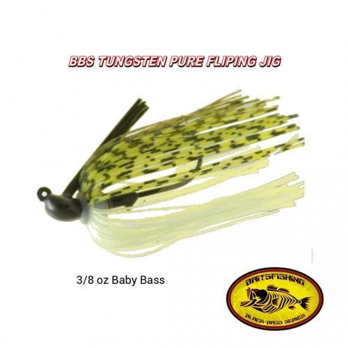 BBS Tungsten Pure Flipping Jig 3/8oz