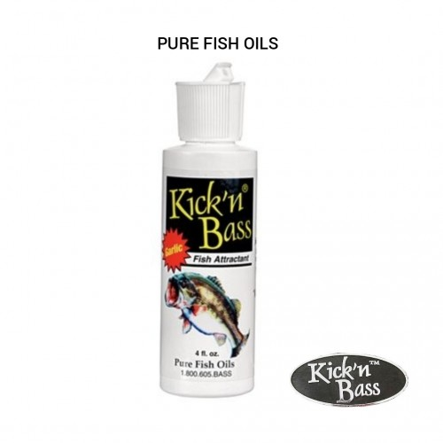 Kick´n Bass Fish Attractant