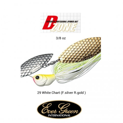 Spinerbait Ever Green DZone