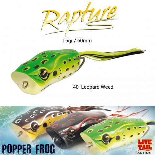 Rapture Popper Frog