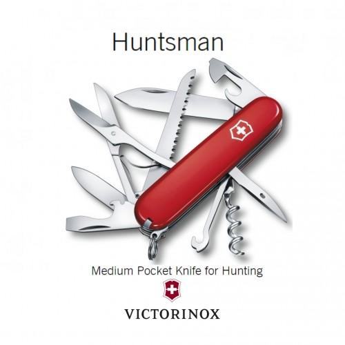 Canivete Victorinox Huntsman Red