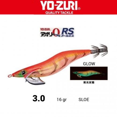 Yo-Zuri Egi Aurie-Q RS 3.0