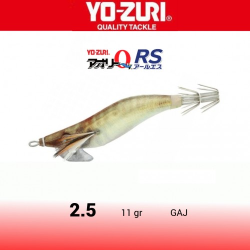 Yo-Zuri Egi Aurie-Q RS 2.5