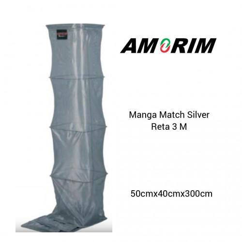 Manga Amorim Match Silver 3M