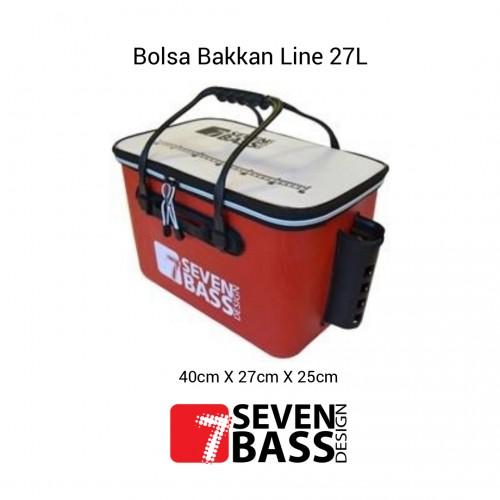 Bolsa Seven Bass Bakkan RH Line 27L