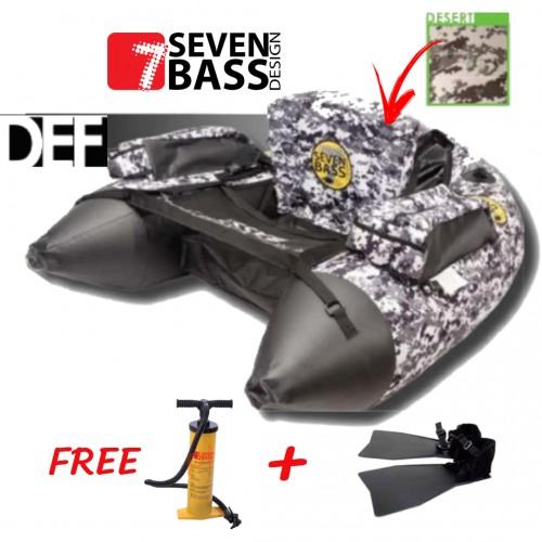 Pato Seven Bass Def Desert
