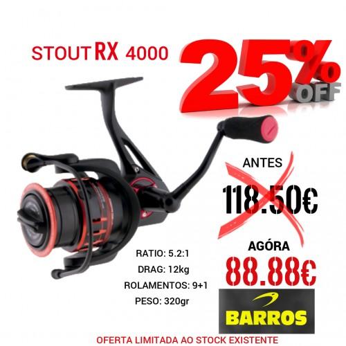Carreto Barros Stout RX 4000