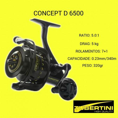 Carreto Tubertini Concept D 6500
