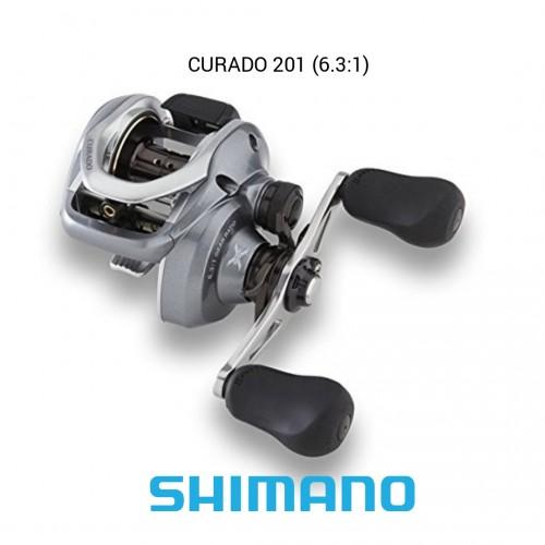 Carreto Shimano Curado 201 (6.3:1)