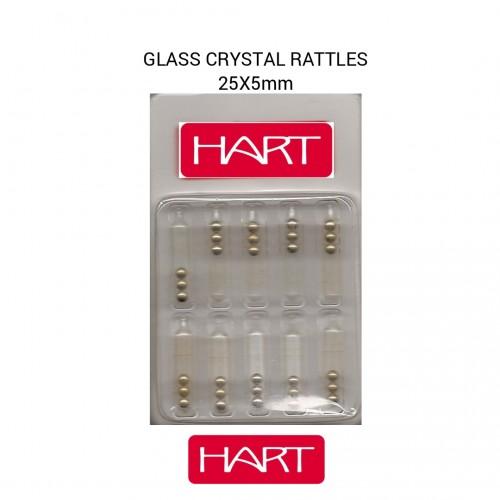 Hart Cristal Rattle