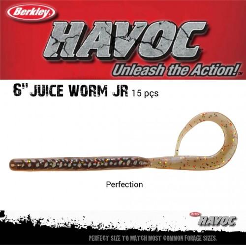 Berkley Havoc Juice Worm Jr