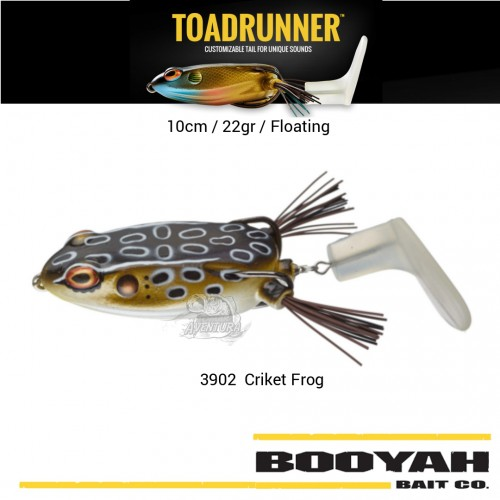 Amostra Booyah Toadrunner