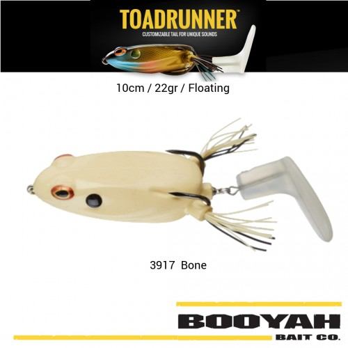 Amostra Booyah Toadrunner