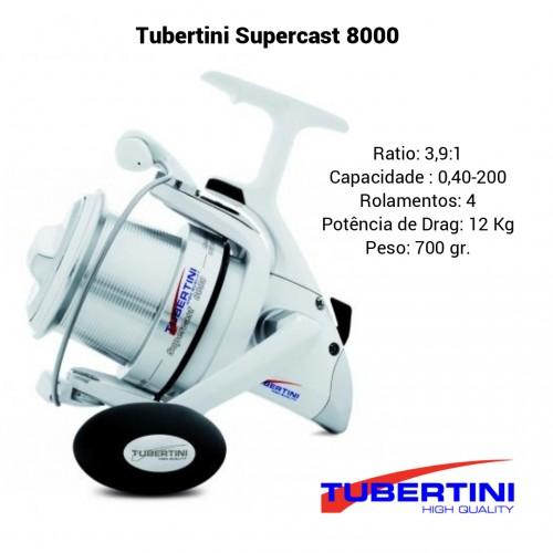 Carreto Tubertini Supercast 8000