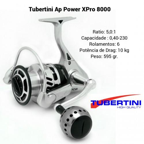 Carreto Tubertini Ap Power XPro 8000