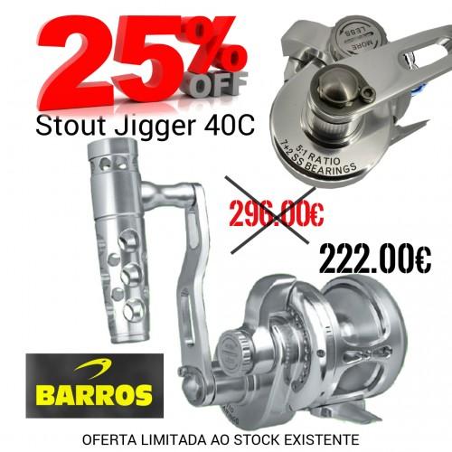 Carreto Barros Stout Jigger 40C