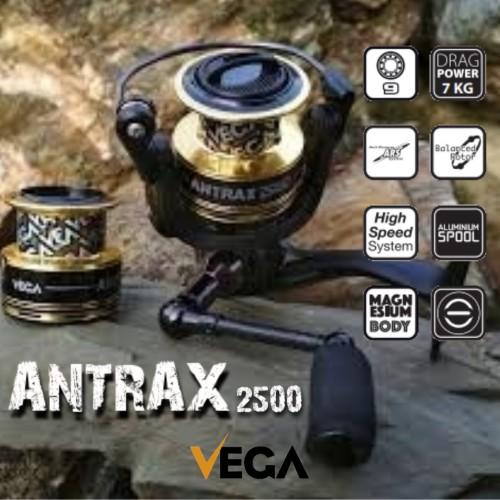 Carreto Vega Antrax 2500
