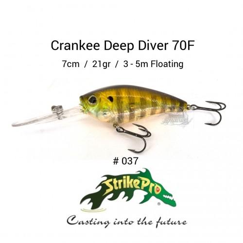 Strike Pro Crankee Deep Diver 70F