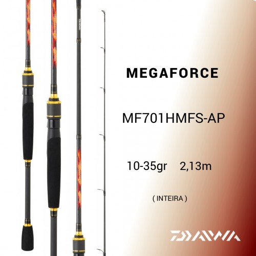 Cana Daiwa Megaforce Spining 701HMFS