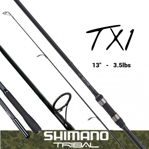 "Cana Shimano TX1 13"" 3.5Lbs"