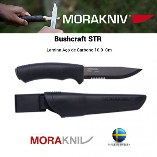 Morakniv Bushcraft STR