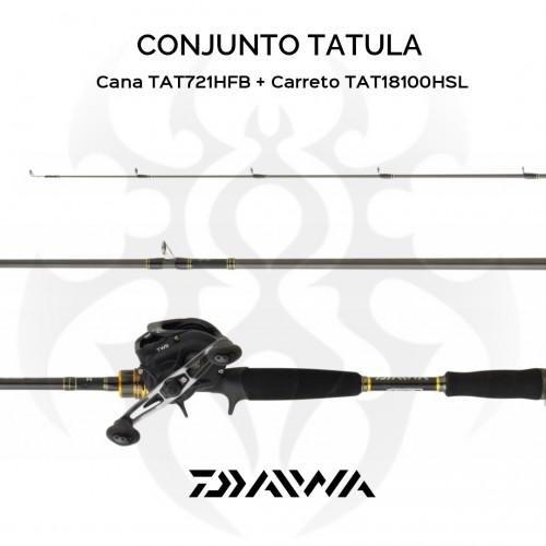Conjunto Tatula Casting 15