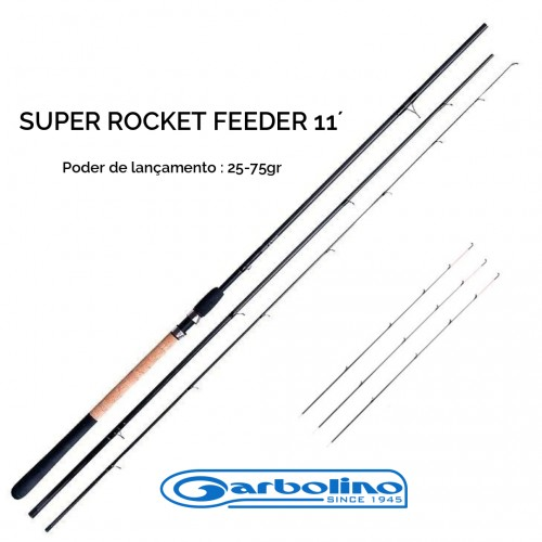 Cana Garbolino Super Rocket 11´