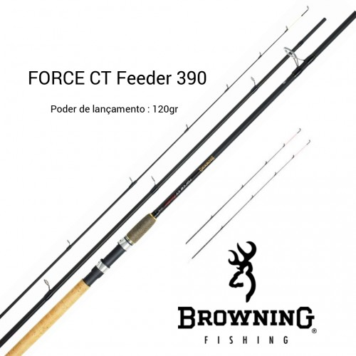 Cana Browning Force CT Feeder 120gr