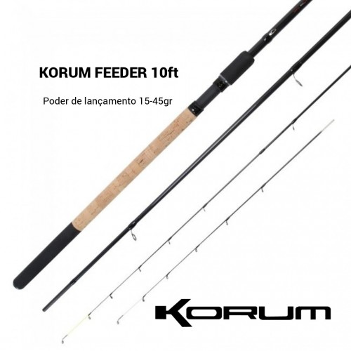 Cana Korum Feeder 10ft
