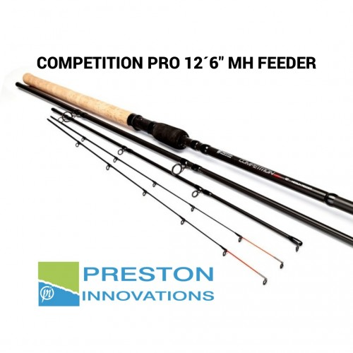 "Cana Preston Competition Pro 12´6"" MH Fedeer"