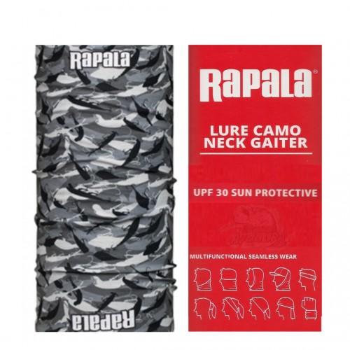 Rapala Neck Gaiter Lure Camo